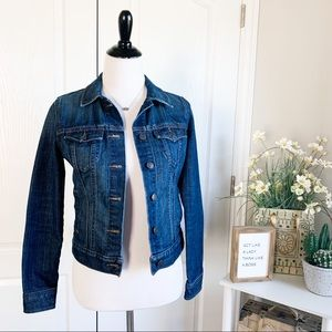 Old Navy Classic Button Up Jean Jacket